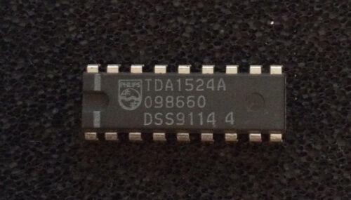 PHILIPS TDA1524A DIP18 Original Nos Philips Lote de 1.