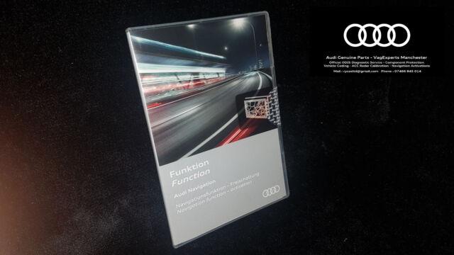 Genuine Audi Q2 Navigation Activation Function