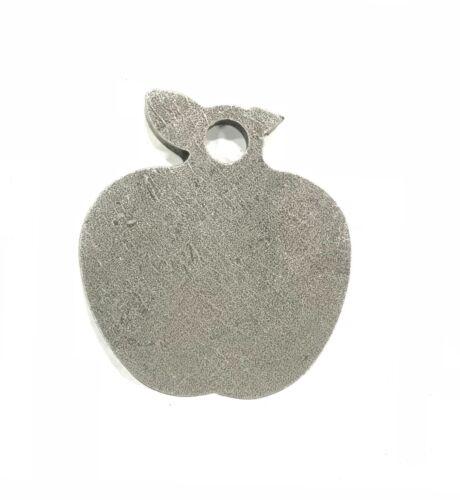 AR500 3/8 Apple Gong Steel Target