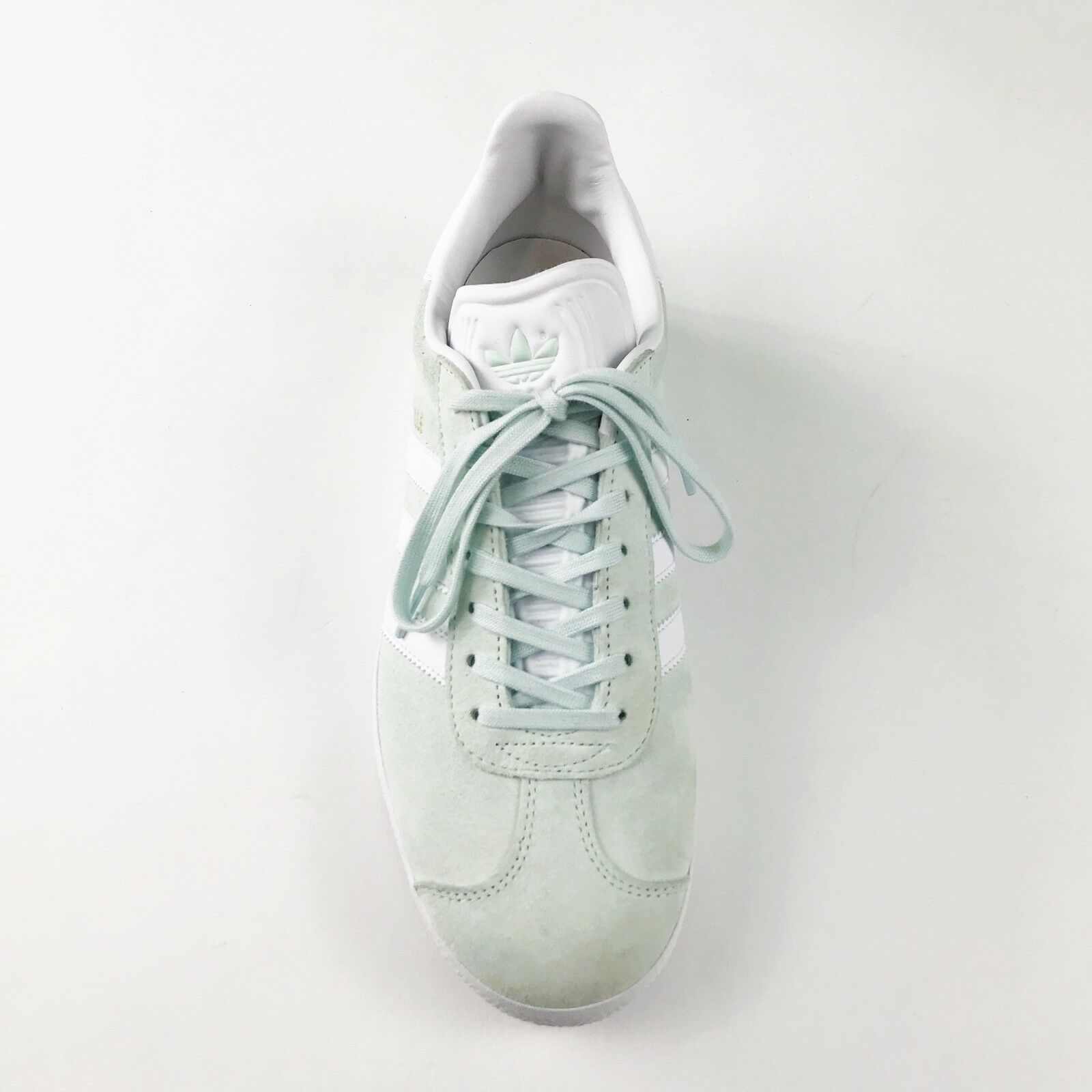 NEUER adidas Damen Sz 8M Ice Mint Green Original Gazelle Amputee Right Shoe NUR