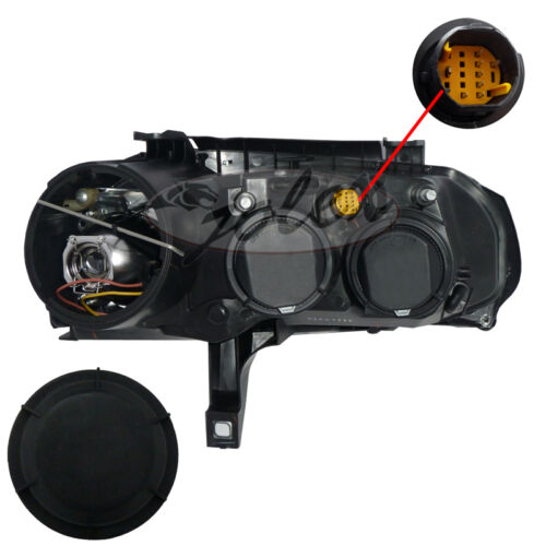 Scheinwerfer mit LWR-Motor Stellmotor links Alfa Romeo 159 Spider Brera 05-08