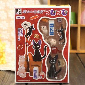 STUDIO-GHIBLI-Classics-Movie-Kiki-039-s-Delivery-Service-Figure-Figurine-New-In-box
