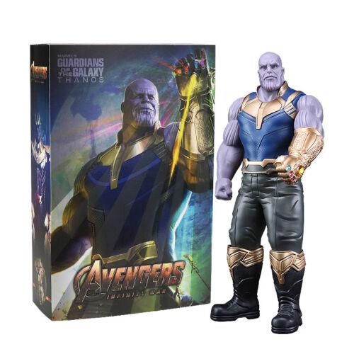 Marvel Avengers Infinity War 13'' Galaxy Thanos Action Figure Comic Toys