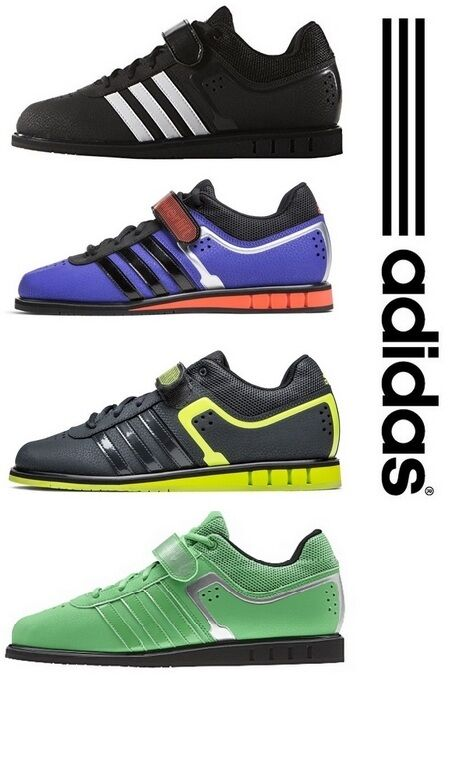 Adidas Power lift 2.0 Weightlifting powerlifting zapatos halterofilia zapatos