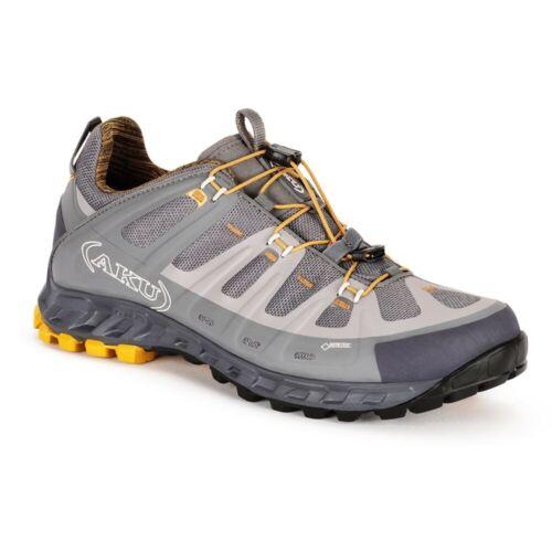 Aku Shoes skips Man-Wild GTX 678 Col 019 Grey//ocrhre