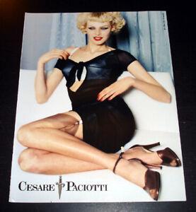 advertisement Cesare shoe bondage