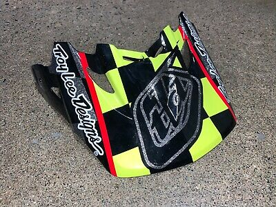 New Troy Lee Designs SE3 Adult Sizes Helmet Headliners Black