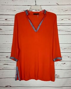 THML-Stitch-Fix-Women-039-s-S-Small-Long-Sleeve-Cute-Fall-Tunic-Top-Shirt-Blouse