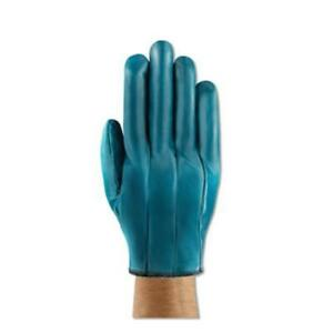 Ansell-103571-Hynit-Nitrile-Gloves-Blue-Size-7-1-2