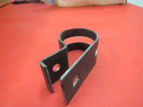 1935-37 Ford Muffler outlet pipe center bracket  clamp 1936 1937    48-5256