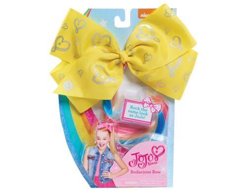 Endommagé Emballage De Détail 51121 JoJo Siwa Bodacious Bow-Jaune