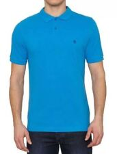 Penguin Mens Slim Fit Heritage Polo Shirt Size XXL OPKS6557 BNWT Directoire Blue