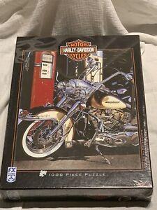 2003-Harley-Davidson-1000-Piezas-Rompecabezas-Fx-Schmid-nuevo