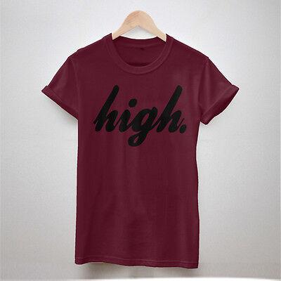 HIGH OFWGKTA GEEK HYPE 2 SUPRME HIPSTER TYLER CREATOR 90s EARL SHOP T SHIRT NEW