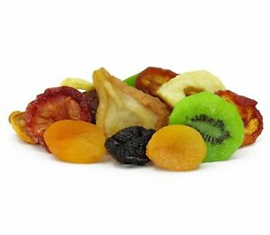 Dried Mixed Fruit with Prunes by It's Delish, 5 lbs Bulk |Delicious Mix Snacks