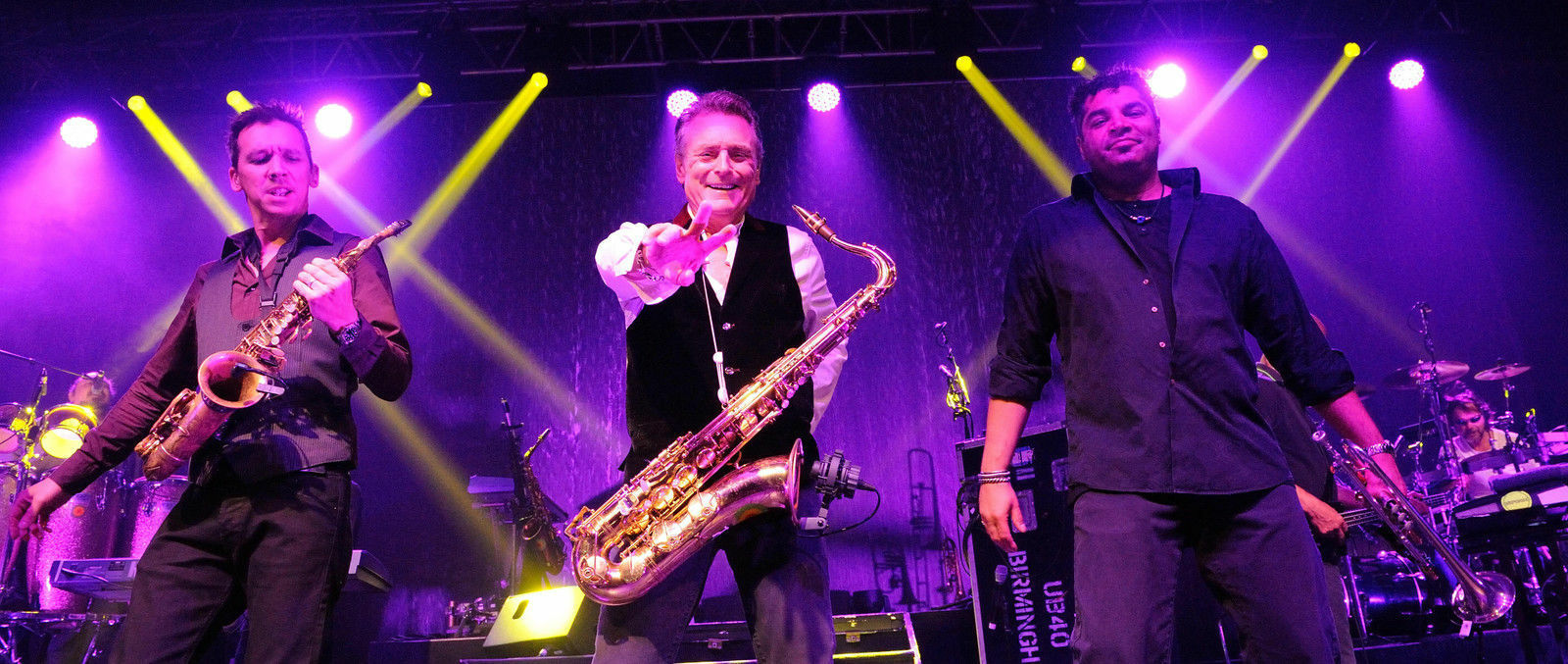 UB40 with special guest the Lazy Man Dub Band