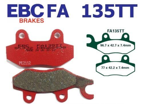 EBC Bremsbeläge FA135TT VORN Links Kawasaki KVF 750 D8F//D9F//DAF 05-10
