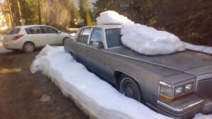1982 Cadillac Brougham