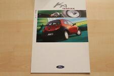 76460) Ford Ka Tropika Prospekt 10/1998