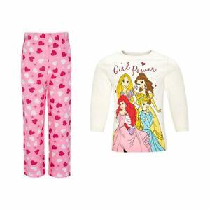 Disney Princess Girls Girl/'s Pyjamas
