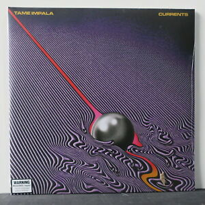 TAME-IMPALA-039-Currents-039-Gatefold-Vinyl-2LP-NEW-SEALED