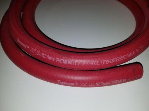 HBD Thermoid Premium Heater Hose 6 Feet Length x 1//2 Inch Inside Diameter
