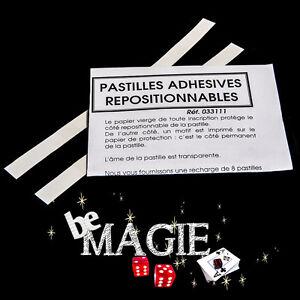 DUVIVIER - Les pastilles adhésives repositionnabl<wbr/>es - Magie