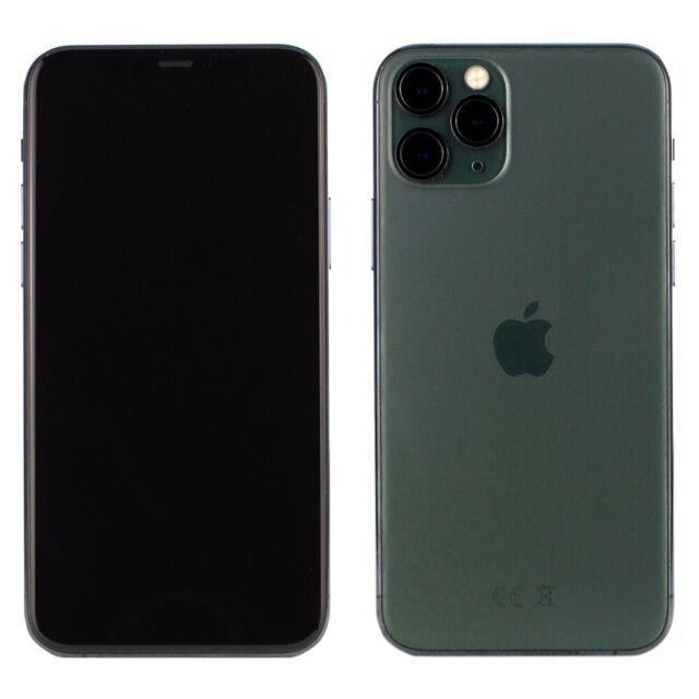 Apple IPHONE 11 Pro Max Nuit-Vert 64GB Sans Simlock 6,5 Pouces Très Bien Top Wow