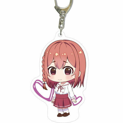 Rent-a-Girlfriend Mizuhara Mami Ruka Sumi Kazuya Acrylic Keychain Keyring