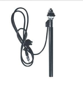 Universal-37-Inch-Extended-Hide-a-Way-AM-FM-Locking-Car-Antenna-w-keys