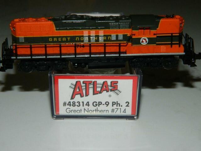 Atlas N GP9 Soo Line your choice of number