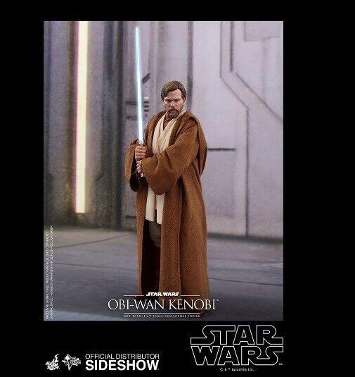 1 6 la guerra de las Galaxias Obi-Wan Kenobi MMS Hot Juguetes 903476