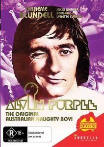 Alvin-Purple-DVD-Australian-Graeme-Blundell-Jacki-Weaver-Region-4-NEW-SEALED