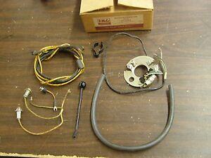 Nos Oem Ford 1955 Fairlane Turn Signal Switch Kit Lever Wiring Ebay
