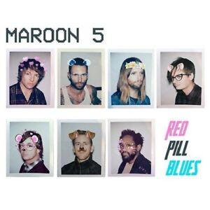 MAROON-5-RED-PILL-BLUES-CD-NEU