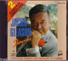 JACKIE GLEASON Shangri-las CD Classic Greatest 50s MY FUNNY VALENTINE LAURA Rare