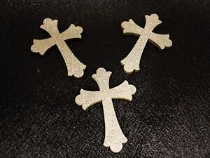 Charmed-Wooden-Glitter-Cross-Ornaments-for-holy-communion-baptism-20-pieces