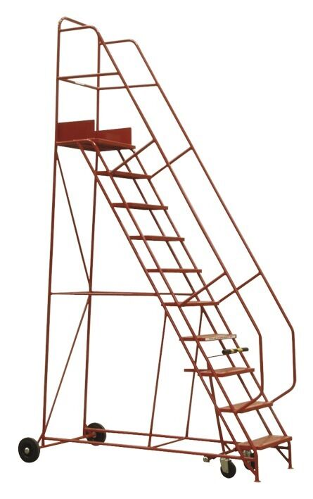 Sealey Mobile Safety Steps 5-Tread MSS05