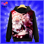 Unisex Coat Winter Anime Seraph of the end Cos Pullover Black Hoodie Gift #P12