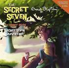 The Secret Seven & Secret Seven Adventure by Enid Blyton (CD-Audio, 2006)