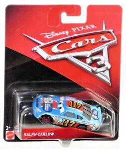 Disney Pixar Cars 3 Ralph Carlow Lil Torquey Pistons 1 55 Scale