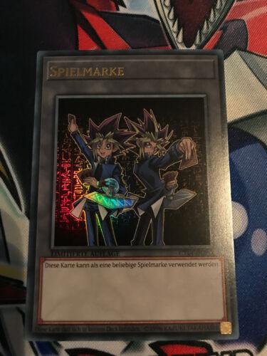 YUGI Yu-Gi-Oh ATEM Spielmarke CT14-DE007 Ultra Rare