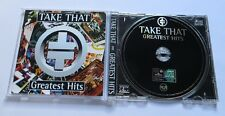 Take That - Greatest Hits CD Robbie Williams - How Deep Is Your Love - Babe