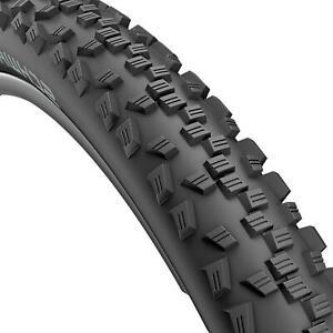"""26/"""" Bike Tyre Clincher Schwalbe Black Jack Active Wire 26X2.0/"""" Black"""