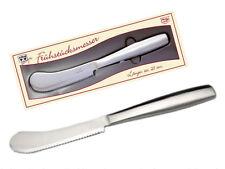 CHG Edelstahl Brotmesser rostfrei Streichmesser Buttermesser Frückstück Messer