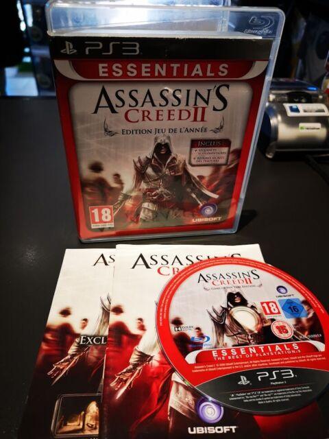 assassin s creed 2 goty ps3