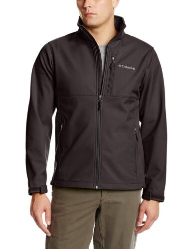 Brown XL NWT Columbia Sportswear Men's Ascender Soft-shell Jacket NEW