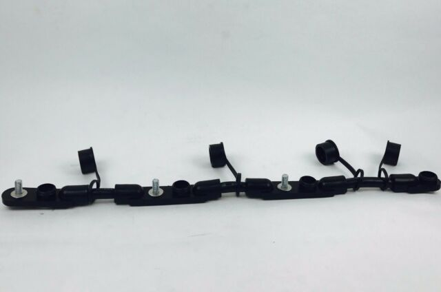 BLACK for 4 Batteries Freightliner Negative Battery Cable Overmolded Harness