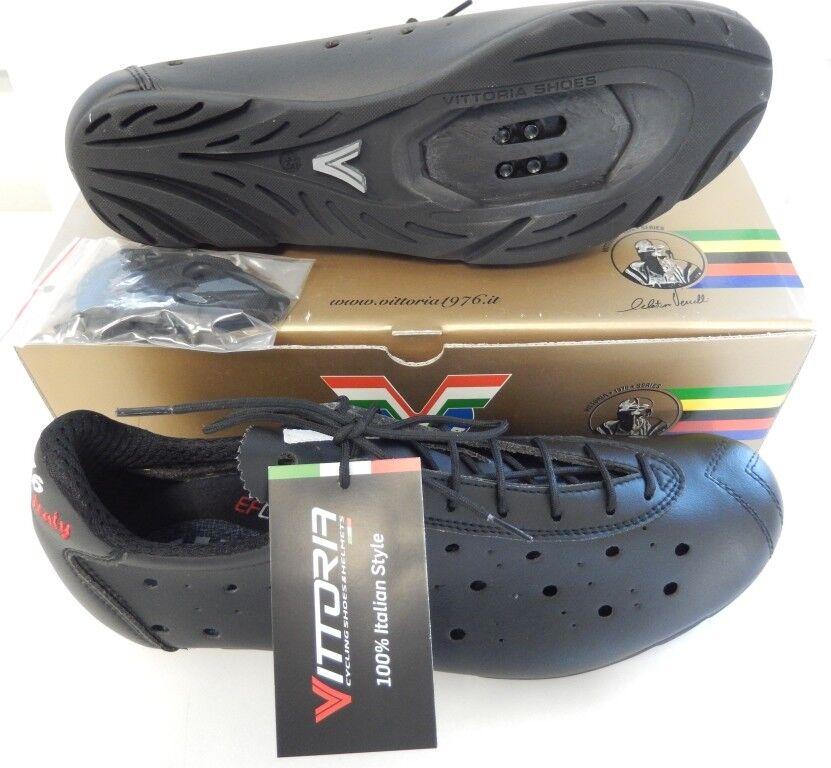 P DE shoes CYCLISTE VITTORIA CLASSIC 1976 SPD CYCLO VINTAGE P 42  NEUVE