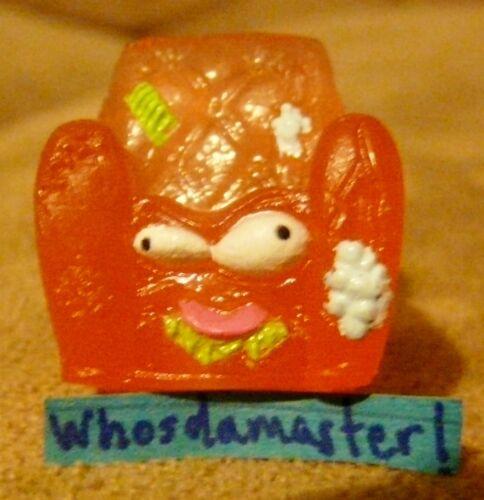 Trash Pack Gross Ghost Spooky Series 2 POO PEW Red Mint OOP